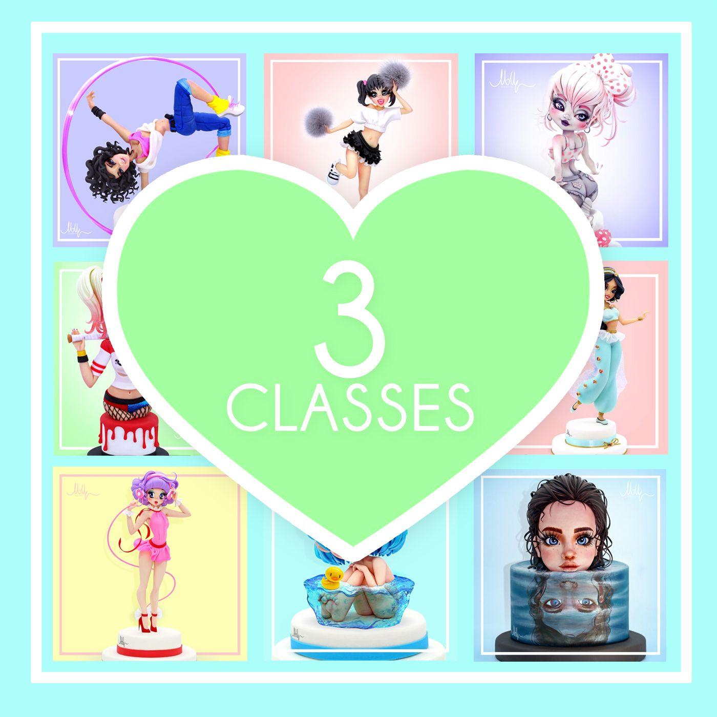 3 Classi