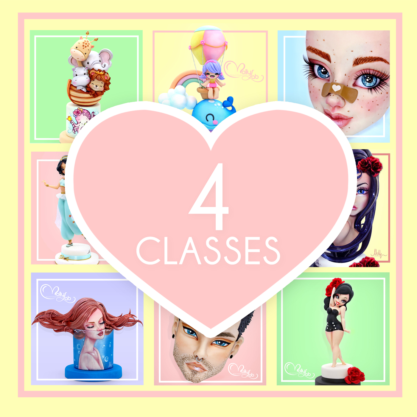 4 Classi
